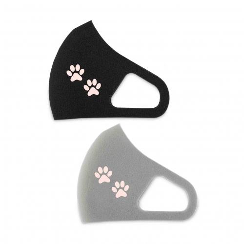 Многоразовая маска для лица с ионами серебра -
