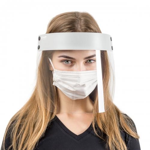 Защитный экран на голову