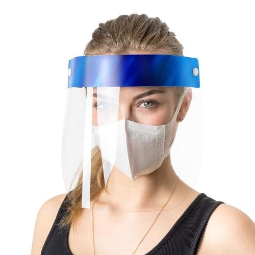 Защитный экран-маска для лица